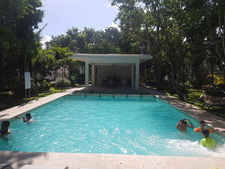 Puerto Morelos house (20 min from Cancun Airport)