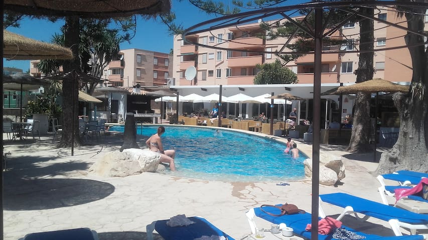 Javea Apartment close to beach