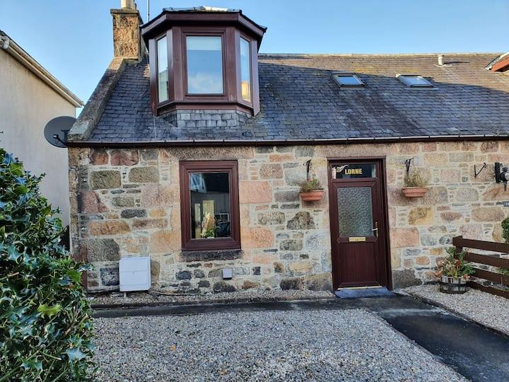 Lorne Cottage, 16 High Street, Aberlour
