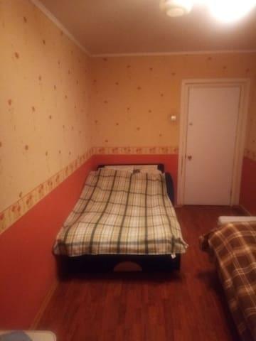 Комната для двух гостей