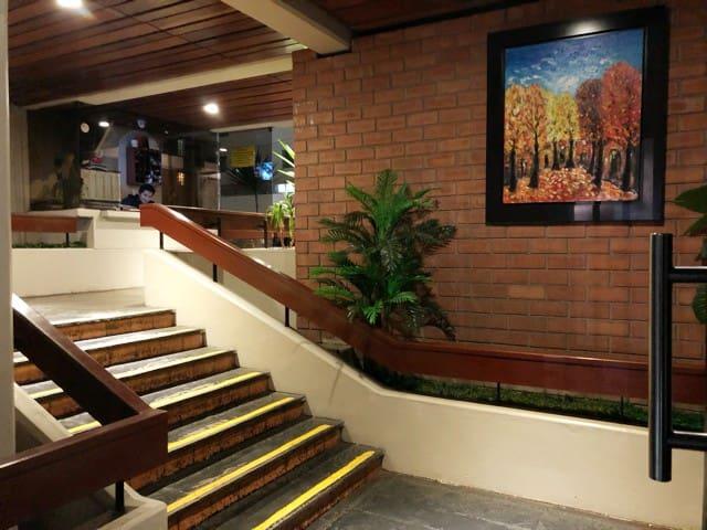 Acogedor departamento en el centro de Miraflores
