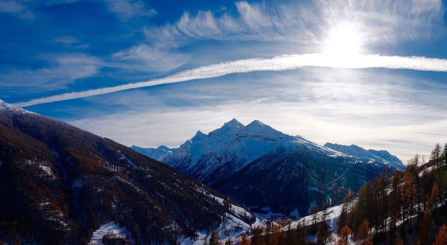 Borgata Allevè - True Mountain Experience V - Allevè - Apartament