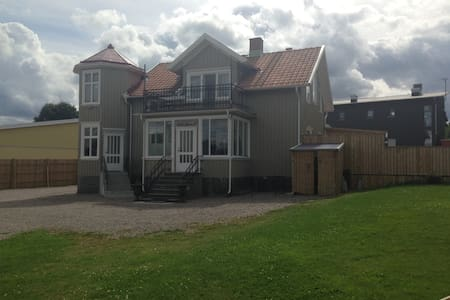 Mysig lägenhet i centrala Alingsås - Alingsås