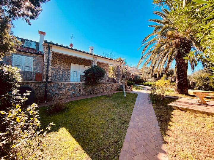 Villa Anna Terrarossa
