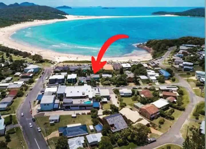 Sandy Toes ~ Fingal Bay ~ Port Stephens