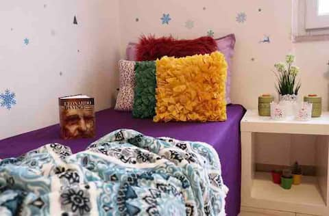 Home sweet Home! Single room in Pisa