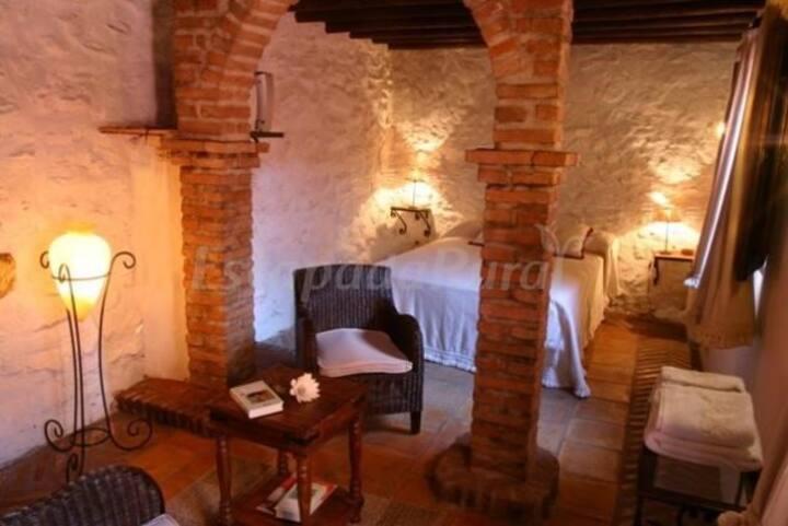 Double room ( with double bed ) ( Alqueria de los lentos )