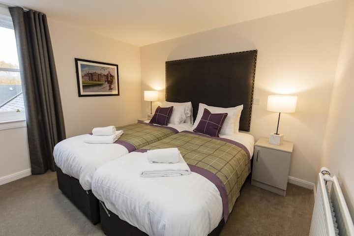 Dalkeith hotel by ALTIDO - Twin room