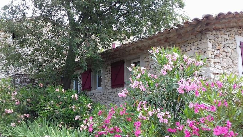 Maison la Colline aux portes d'Anduze