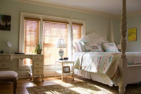 Romantic Room in Heritage Hill B&B - Grand Rapids - Bed & Breakfast