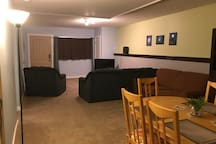 Dining Room & Living Room 2