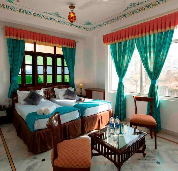 Twin Room in Udaipur