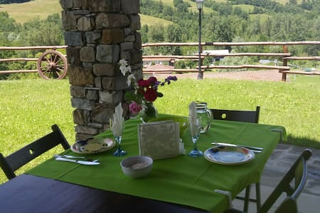 IL CASOLARE BIOENERGETICO - Le Moie - Bed & Breakfast