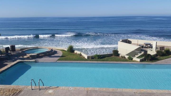Rosarito Beach Ocean Front Condo