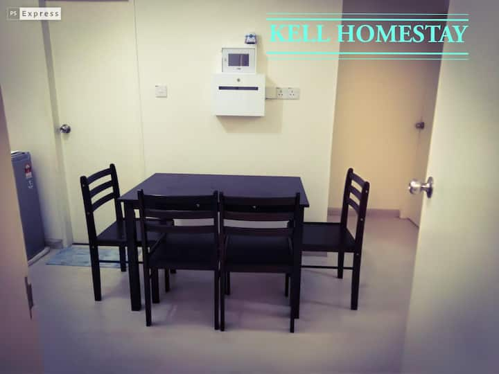 University utama condominium homestay