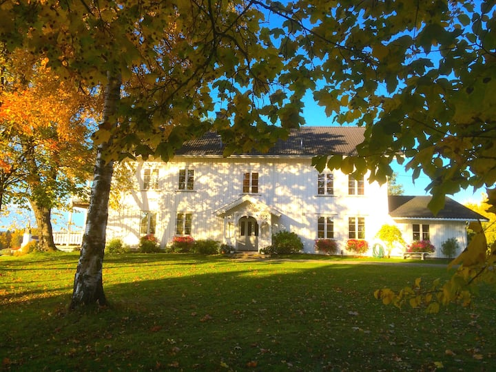 Koss, a farm with a great view, bed and breakfast