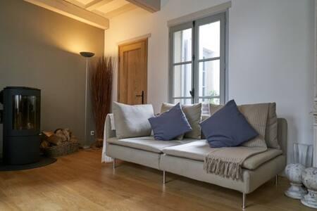 Chambre spacieuse dans centre ville - Senlis