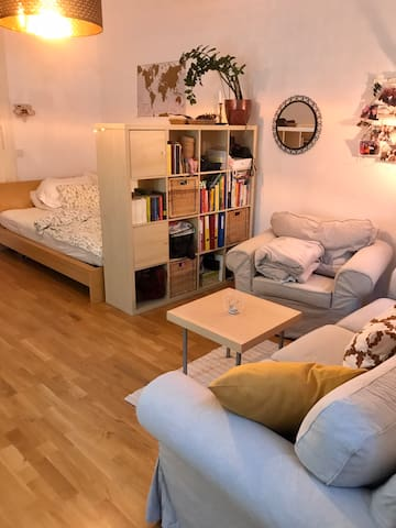 Beautiful & cozy room near the city center