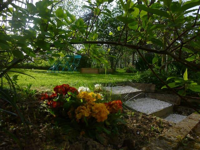 Gîte et chambre d'hôtes - Le Tanu - Bed & Breakfast