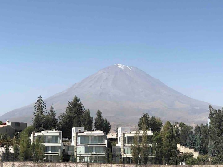 PERUMIN 2019: New and cozy apartment Arequipa