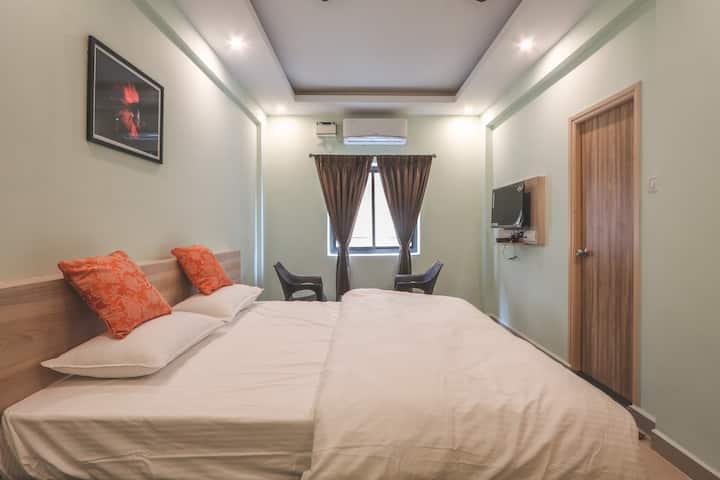 Cozy room in the heart of Porvorim 105