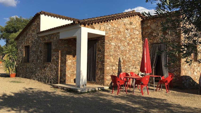 Finca La Portilla Casa Rural La Cañada, Aroche