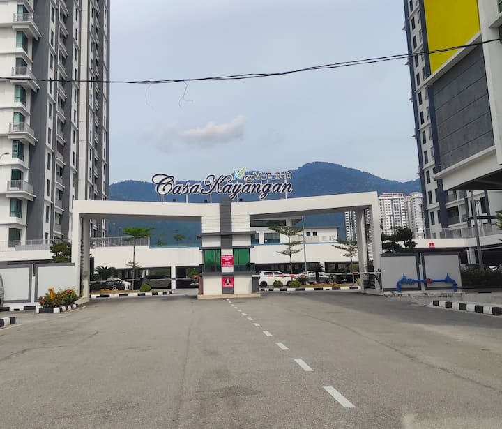 Female Only - 1 person room stay @ Meru Ipoh