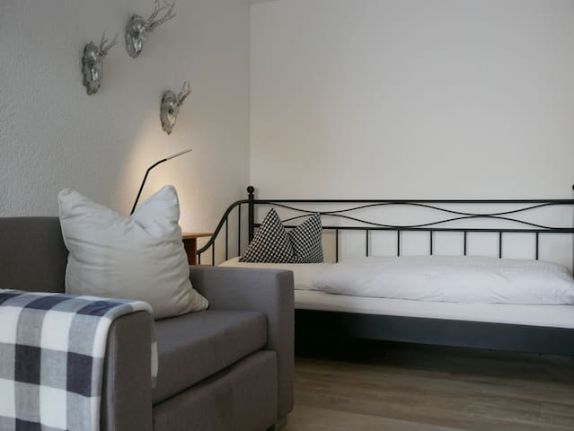 Ferienhaus Knodel (Sachsenheim), Apartment, 50qm, 2 Schlafzimmer, max. 4 Personen