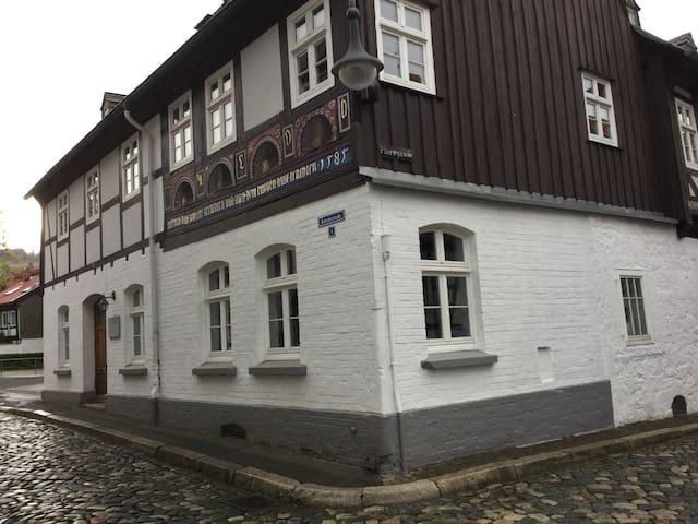 Im 440Jahre alten Haus Gemütlichkei - Goslar