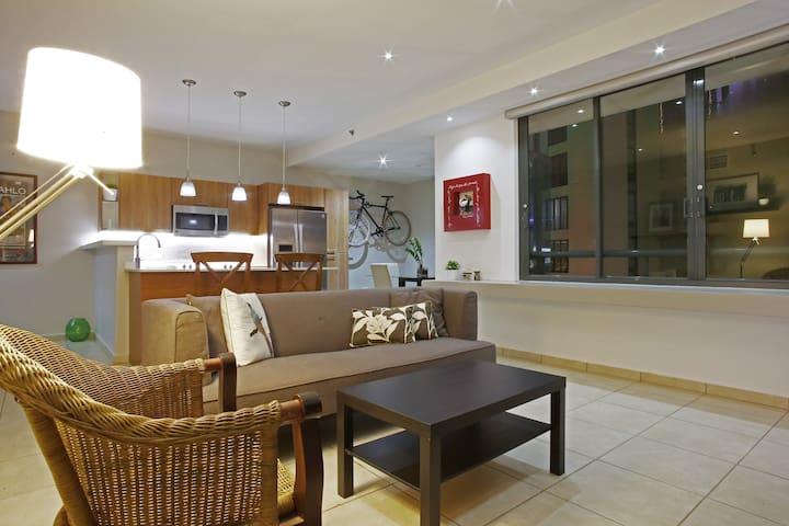 Luxury Condo @San Juan + Car Rental - San Juan - Wohnung