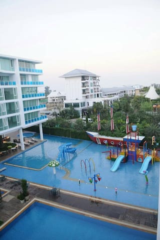 2 br my resort condo A404 - Nongkae - Apartment