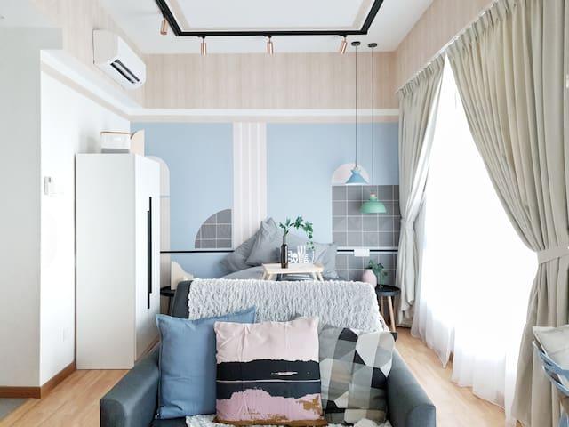 Studio Suite Imperium Residence
