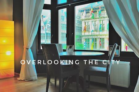 Welcome in the heart of Antwerp - Anvers