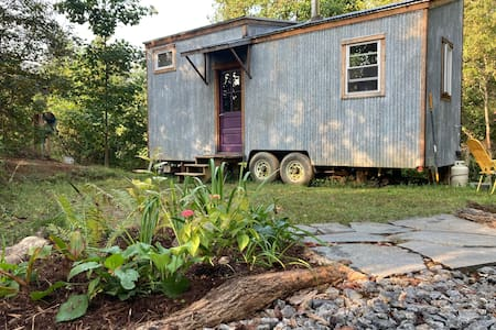 Rustic Blue Ridge Tiny House