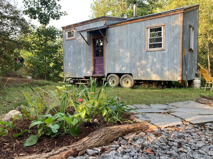 Rustic Blue Ridge Tiny House
