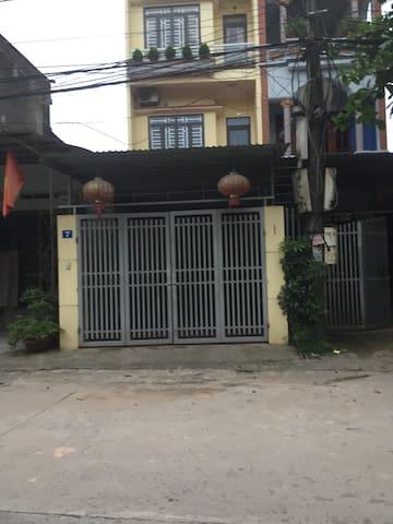 Apartment Giang Vo Ba Dinh 533