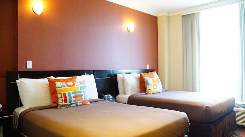 Nesva Hotel, Double Room Mobility