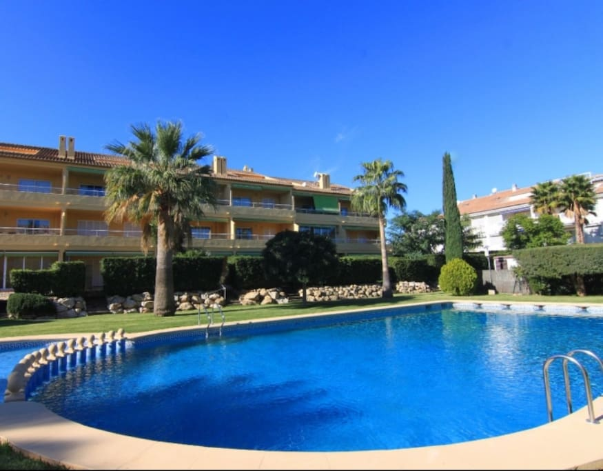 Casa Alicia Javea | swimming pool