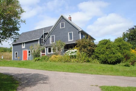 Country home in rural Cape Breton