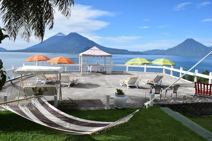 Apartments Lake Atitlan No.1 - Panajachel - Apartament