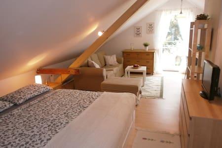 Dachwohnung im Grünen/Thermenregion - Mühlheim am Inn - Wohnung
