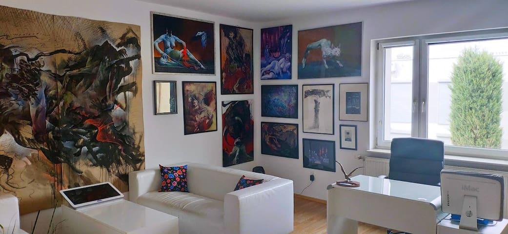 Niebanalna przestrzeń ART + pełna niezależność!