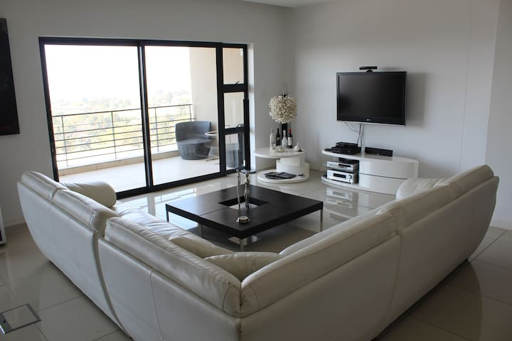 Luxury Penthouse Apartment  Situated in Sandton.