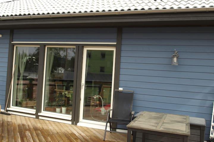 Hus i Lindbacken, Uppsala - Uppsala Ö - Talo