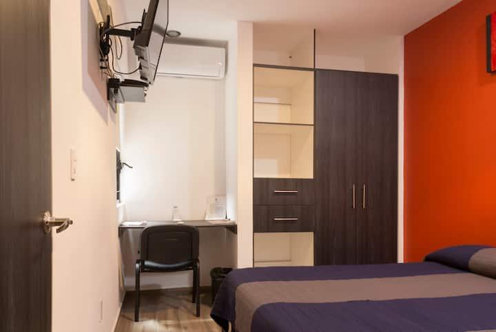 Depto el Nueve -9, 2o piso tu próximo alojamiento!