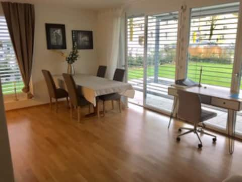 Cozy NEW home in between Airport & Zurich Center