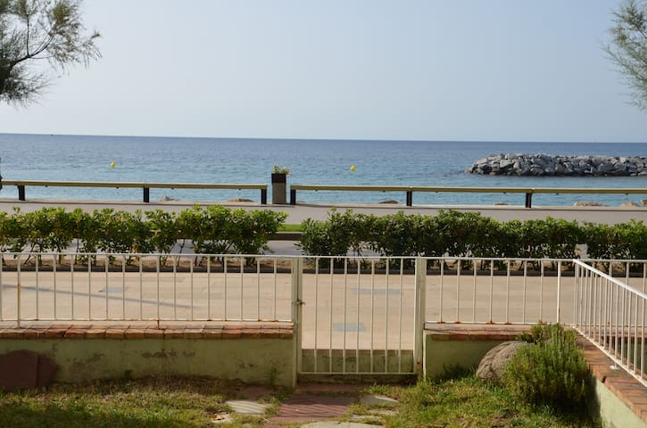 Fantastica Planta Baja frente al mar - Calonge - Wohnung