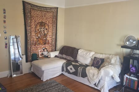 Charming, Cozy, two room studio in the Marina - San Francisco - Apartment