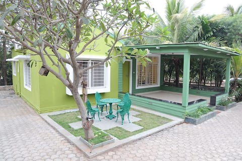 The Olivia Farms ,Farmstay weekend Villa,2 bedroom
