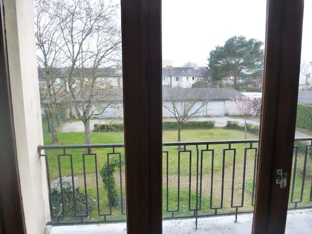 Chambre à Belle-Beille - Angers - Apartamento